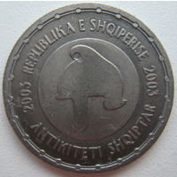 Албания 50 лек 2003 г.