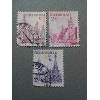 Чехия. Стандарт. 1993г. гашеная