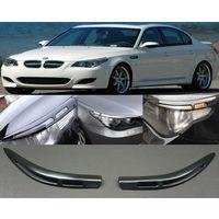 Реснички на фары для BMW 5 E60 \ E61