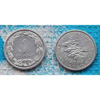 Центральная Африка 1 франк 2003 года, UNC. R