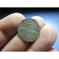 Полугрош Александр Ягеллончик (1492-1506) Вильно. aв,рв реннесансная легенда кольцо перед MON