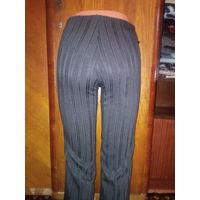 Стильные брюки на байке 42р