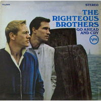 The Righteous Brothers, Go Ahead And Cry, LP 1966
