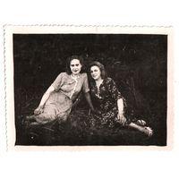 Фото женщин 1950-х. 3 фото. 8х11 см. Цена за все.