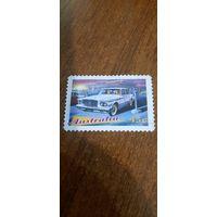 Австралия. Автомобили. Chrysler Valiant R Series 1962. Полная серия