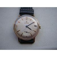 Часы INVICTA,Swiss Made!AU50,С ремешком,из 60-тых!