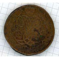 5 копеек 1759 Лиза