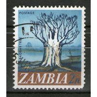 Замбия. Гашеная. Лот-10