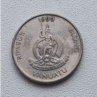 Вануату 10 вату, 1999 1-3-30