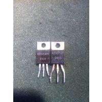 Транзистор КТ805АМ (цена за 1шт)