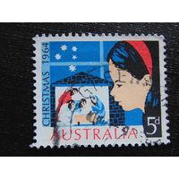 Австралия 1964 год. Рождество.