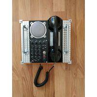 Домашний настенный ретро - телефон.Деревянный корпус.Патент.Париж.