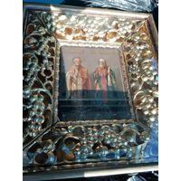 Икона Св.Николай и Св.Алексий