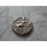 Македонское царство, драхма, Александр 3 Великий, 336-323 до н.э., сохран!, торг, обмен
