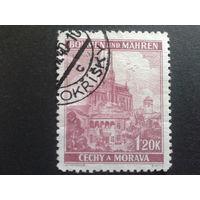 Рейх протекторат 1939 Брно