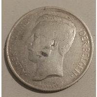 Бельгия 2 франка 1911 года