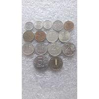 Монеты России по годам и монетным дворам (подробности внутри).