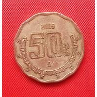 59-06 Мексика, 50 сентаво 2005 г.