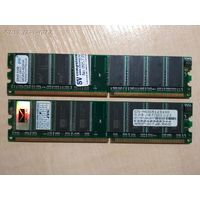 Оперативная память DDR1 PC3200 512MB DDR400 MHz