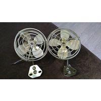 Вентилятор автомобильный 12вольт ссср металлический