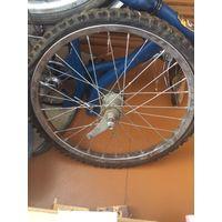 Колесо раскладного велосипеда СССР
