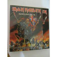 DVD IRON MAIDEN – Maiden England 88 (1989 (2013)) [брак]