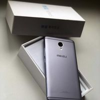 "MEIZU M5 Note Android, экран 5.5"" IPS (1080x1920), Mediatek MT6755M Helio P10, ОЗУ 3 ГБ, флэш-память 32 ГБ, 8 ядер, мощный процессор 1800 МГц 64 бита, камера 13 Мп, хороший аккумулятор 4000 мАч, 2 SIM"
