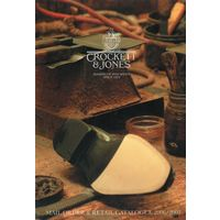 Английский каталог обуви Crockett & Jones. Торг уместен.