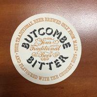 Подставка под пиво Butcombe Bitter