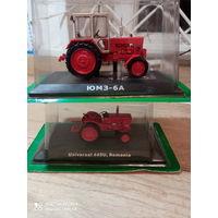 Тракторы: история, люди, машины 130 - ЮМЗ-6АК  +  77 - Universal 445V