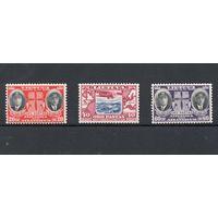 Литва 1934 - Авиация. 3 марки**/*