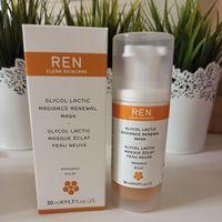Маска для лица REN Glycol Lactic Radiance Renewal Mask 50 ml