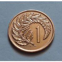 1 цент, Новая Зеландия 1975 г.