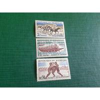 Сенегал 1961 год спорт