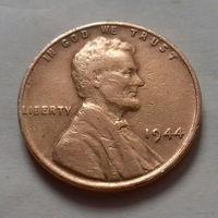 1 цент, США 1944 г.
