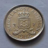 10 центов, Нидерландские Антильские острова, (Антиллы) 1982 г.