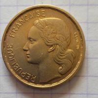 Франция 20 франков 1951г.Блеск.