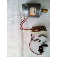 Моторчик видеомагнитофона