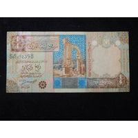 Ливия 1/4 динара 2002г