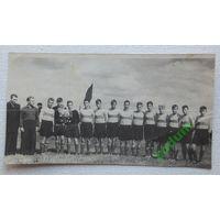 Футбол Динамо Минск 1953  фото 9х17 см