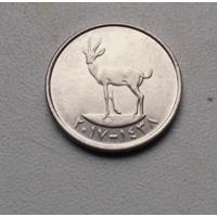 25 филсов 2007 г. ОАЭ