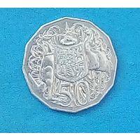 50 центов Австралия-2006-Памятная-KM# 404