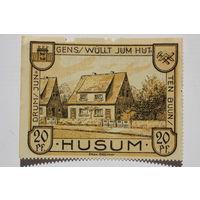 Германия (Notgeld), 20 пфеннигов 1921 год. (#11)