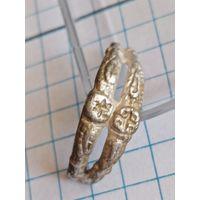 Часть старинного серебряного перстня