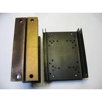 Радиаторы алюминиевые 128х160х60 мм под 4 тр-ра