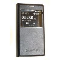 Чехол-книжка+защитная пленка для Sumsung Galaxy A5 A500 A500F A500H A7 A700 A700F