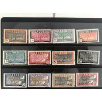 Лот марок Того (Французская колония).  Много чистых дорогих марок. Все на фото!  С 1 руб!
