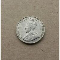 Канада, 5 центов 1932 г., Георг V (1910-1936)