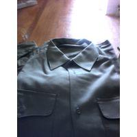 Рубашка офицерская СССР