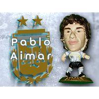 Pablo Aimar Аргентина 5 см Фигурка футболиста MC5657